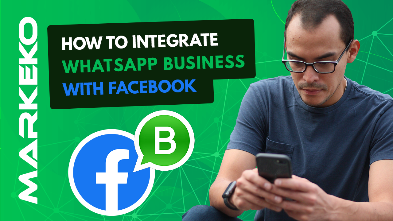 How To Connect Your Facebook Fan Page With Whatsapp Tutorial